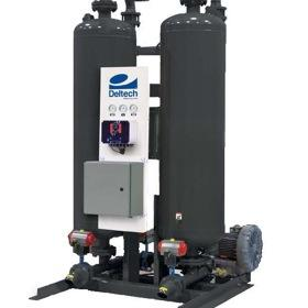 Deltech RP Series Externally Heated Desiccant Dryer
