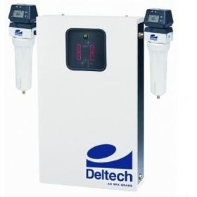 Deltech WM Series Heatless Desiccant Air Dryers