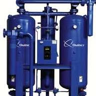 Quincy QDHP Heated Purge Regenerative Dryer