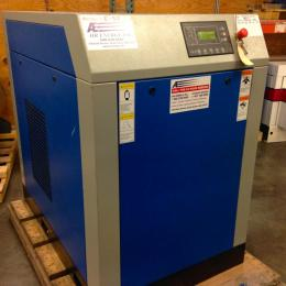 industrial air compressor rental